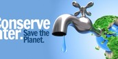 Water Conservation Saves the Planet