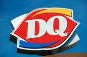 Dairy Queen now serving Ben and Jerry's Ice Cream!