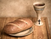 Bread and Wine Are Traditional Foods