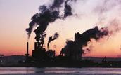 La contaminacion de las fabricas