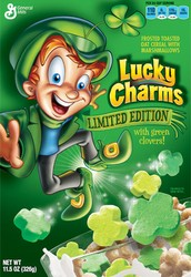 Lucky Charms Limited Edition Cereal