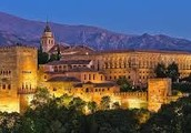 Donde esta?  y ademas la Alhambra , río Genil y Universidad de Granada