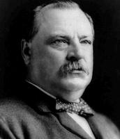 President Stephen Grover Cleaveland