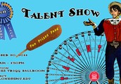 COME ONE COME ALL...ALL STAFF INVITED TO PARTICIPATE IN THE TALENT SHOW!