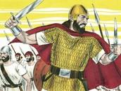שאול איש מלחמה