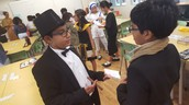 Developing confidence through role play