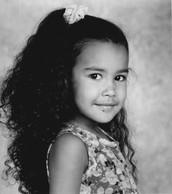 Young Naya Rivera