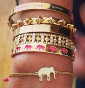 Friendship Bangles all the Way