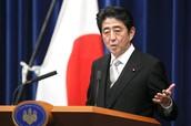 Prime Minister Shinzo