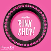 Our new PINK SHOP