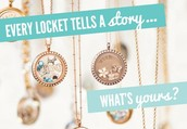 With a Living Locket you can tell your story, inspire someone, celebrate a special day or just have FUN!!