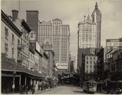 Brief History of New York