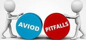 Ways these pitfalls can be avoided: