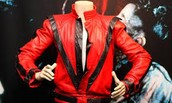 Micheal Jackson Thriller Chaqueta