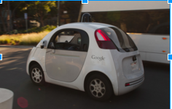 These are all self driving Cars!
