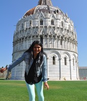 Leaning Tower of Pisa!!