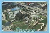 Aerial White Water Branson Missouri MO Water Park