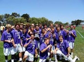Boys Lacrosse Falls to Miramonte in NCS Playoffs