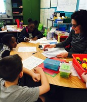 Mrs. Freeman Small Group Instruction
