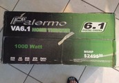 BRAND NEW PALERMO VA6.1 DIGITAL HOME THEATER SYSTEM