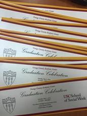 OCAC 2015 Grad Event