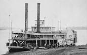 The original steamboat