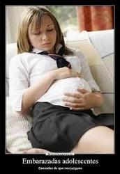 que es el embarazo en la adolescencia