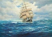 Sailing to Different Nations and Being Financed