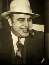 Al Capone, The Real Gangster.