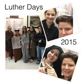 Martin Luther Visits Class
