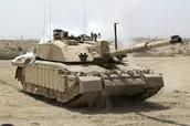 Iraq tank