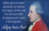 Another of Mozart's quote