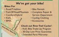 River Trails Cycles 500 N Holmen Dr #502  Holmen, WI 54636