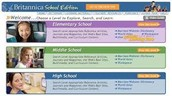 AVL's Britannica Online School Edition
