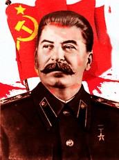 Stalin Gains Control