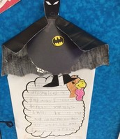 Batman Turkey by Alex
