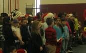 All School Sing Along!