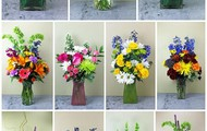 This is the Fresh Flower Arrangements