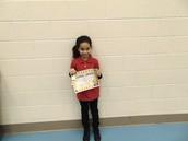 Giselle Long - Second Grade