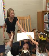 5th Grade Leaders SHINE!