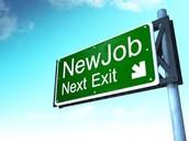 Beginning Your New Career!
