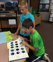 Sharing Information via a Reading Project