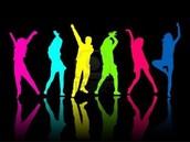 Glow Like the STAARS School Dance!
