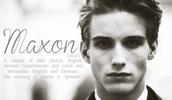 Prince Maxon