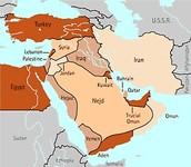 Borders in the Middle East