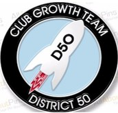 District 50 Booster Award