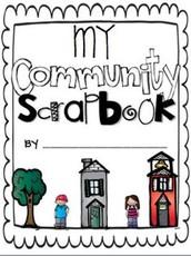 COMMUNITY SCRAPBOOK!