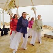 Dancing in Masada