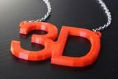 3D列印抽抽樂活動