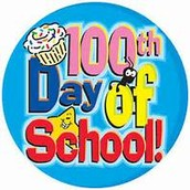 100th Day Service Project